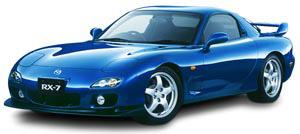Mazda       RX7       1999    Efini    Mazda       RX7    FD3S