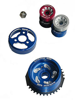 Mazda3 Complete Pulley Set