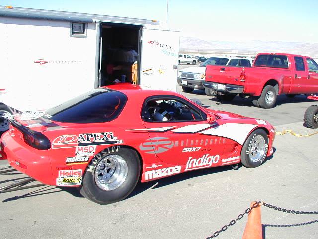 Mazda Rx7 Drag Racing Import Performance Parts