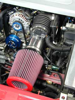 Rx Intake on Rx 8