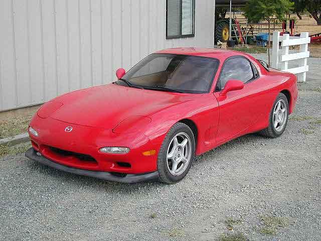 cars 1995 mazda rx7 for sale cars mg. Black Bedroom Furniture Sets. Home Design Ideas