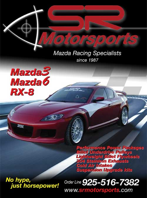 MAZDA6 And Mazdaspeed6 Performance Parts. As Seen In Our Project Mazda6